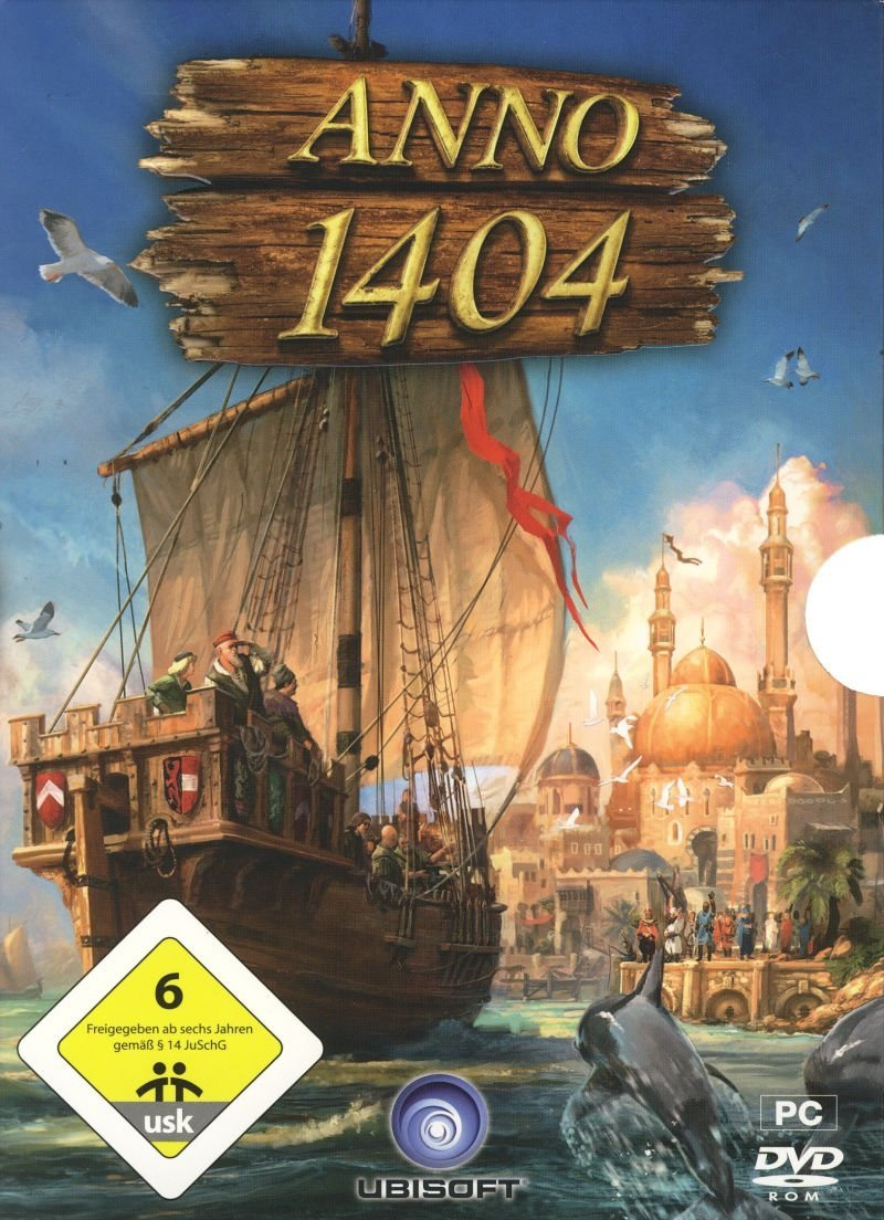 Dawn of Discovery - Anno 1404